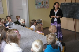 Děti - školka 2012