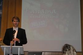 Jeňa Majer - přednáška 2012