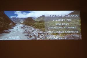 Dáša Kašparová - Nový Zéland