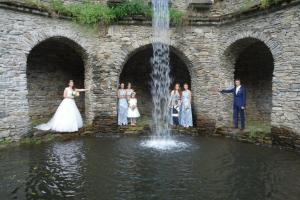 Svatba Dáši a Toma