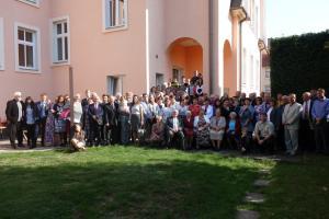 Výročí 70 let od založení sboru